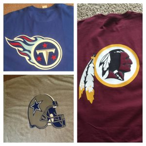 Customized NFL, NBA, and Other Sport Teams
