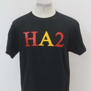 House Arrest 2 Black Tee