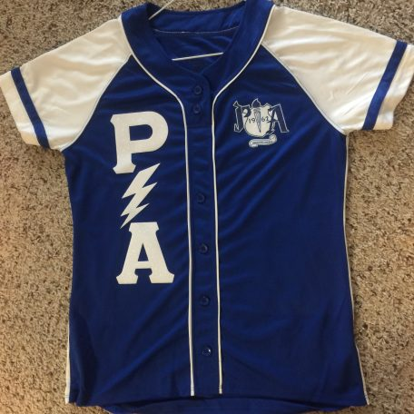 """P/A """"Glitter Up Your Letters"""" Jersey"""