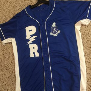 "P/R ""Heat Up Your Letters"" jersey"