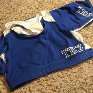 Tau Beta Sigma Sports Capri and Sports Top
