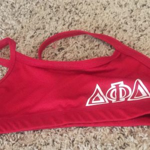 Delta Phi Delta reversible sports top