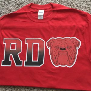 RDO (FADE to red) T-shirt