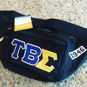 Tau Beta Sigma Fanny Pack