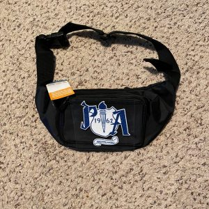 Pershing Angels Glitter Fanny Pack